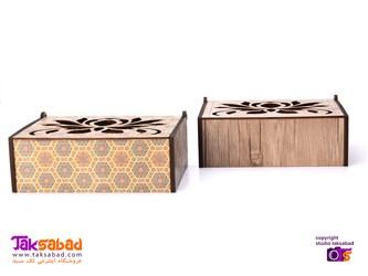 باکس چوبی تی بگ