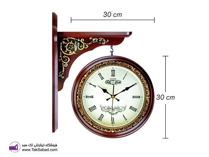 ساعت دیواری الیپس elipse111