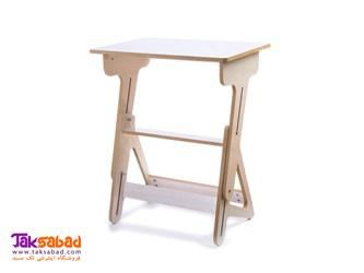 میز لپ تاپ چوبی تاشو