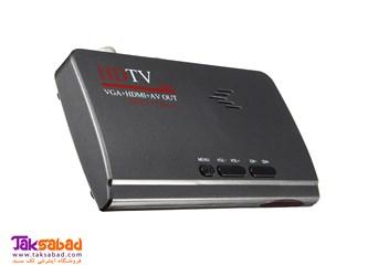 گیرنده دیجیتال  DVB-T2-TV-Box-VGA-AV-HDMI