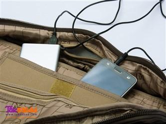 کیف USB دار کت