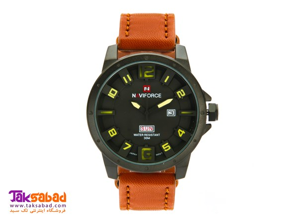NF9061M NAVIFORCE WATCH - black