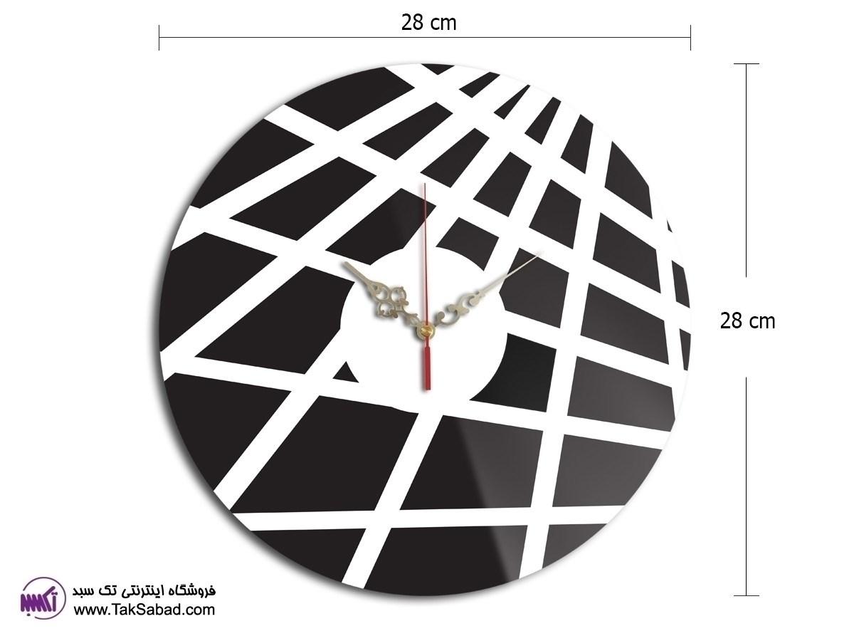 ساعت دیواری پرتو