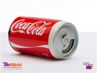 اسپیکر طرح coca cola