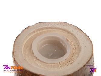 سفارش اینترنتی نمکدان چوبی