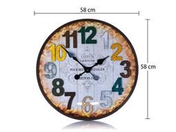 ساعت دیواری لوتوس