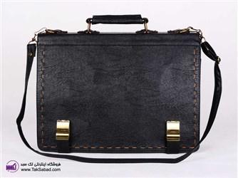 کیف رسمی چرم صنعتی