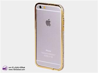 قاب موبایل iphone6 مدل metal-bumper