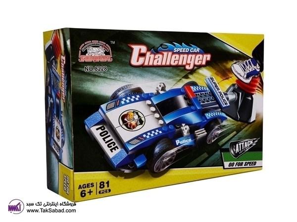 لگو اسباب بازی Challenger