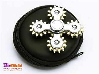 اسپینر فلزی 4 پره چرخ دنده