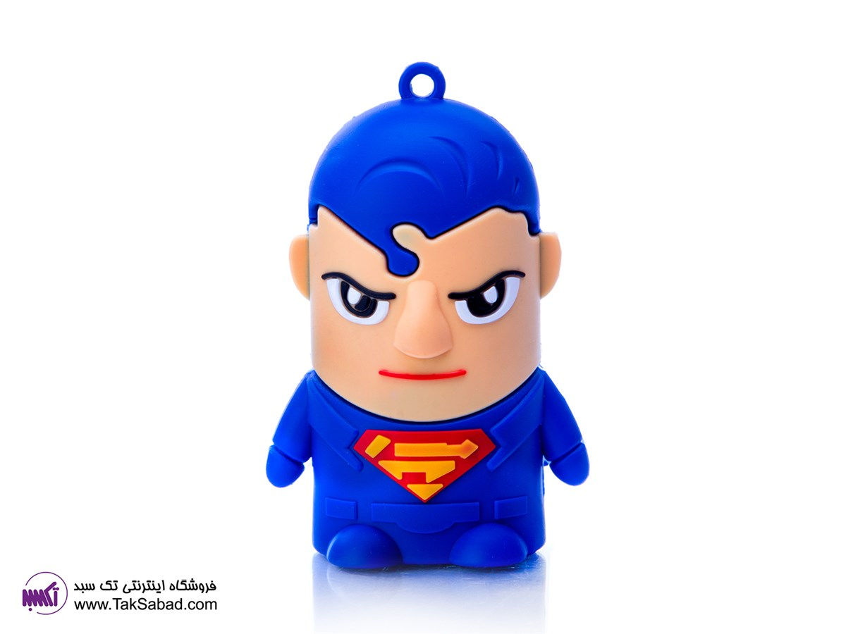 پاوربانک طرح سوپرمن