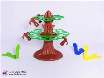 اسباب بازی پرتاپ میمون