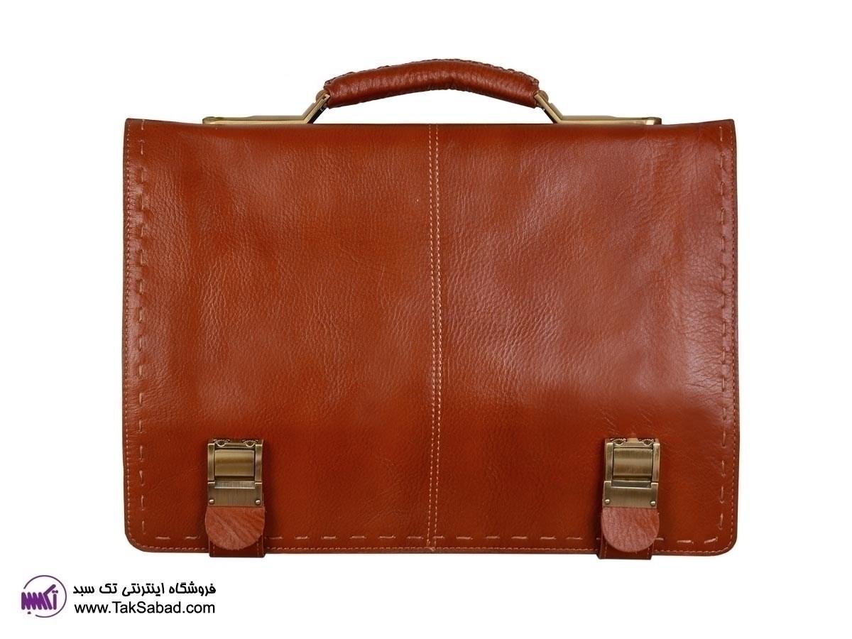 کیف دیپلمات چرم طبیعی