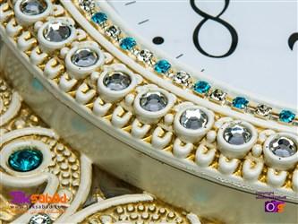 ساعت دیواری میزبان مدل spc808