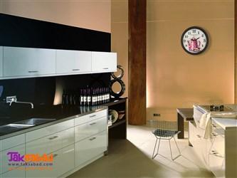 ساعت دیواری فانتزی آشپزخانه