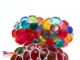 توپ ضد استرس هفت رنگ