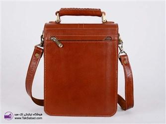 کیف چرم اصل با ابعاد کوچک
