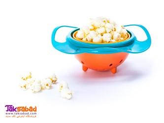 ظرف غذای کودک چرخشی gyro