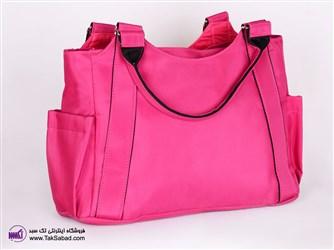 کیف اسپورت دخترانه صورتی