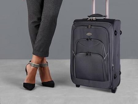 انواع چمدان مسافرتی